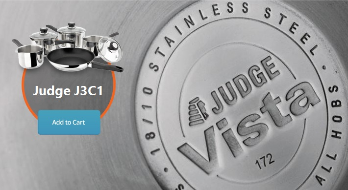 Judge J3C1 Pan set