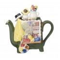 Carters of Suffolk Artist Easel One Cup Teapot - 3309M